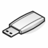 USB Stick Shape