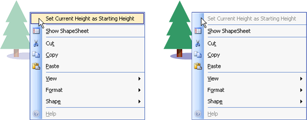 SmartTree Context Menu