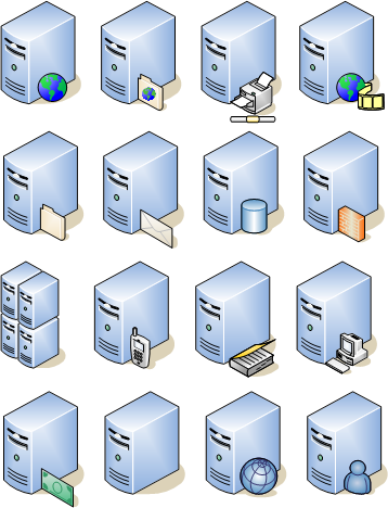 Visio Guy » Virtualization Visualization with Visio