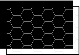 hex-pattern-white-on-black