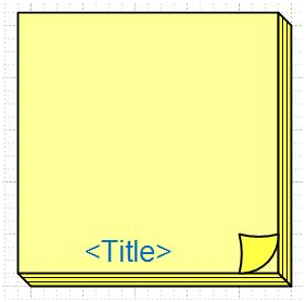 Visio Guy » Take Note With the Visio Sticky Note Shape