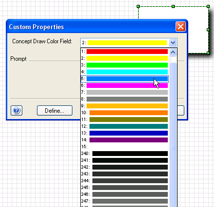 Choose Colors with Shape Data Fields – Visio Guy