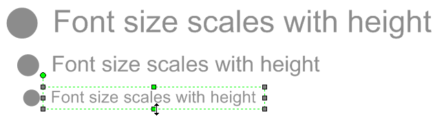 font-size-with-shape-height