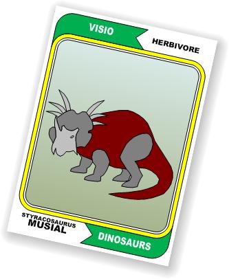 styracosaurus-musial
