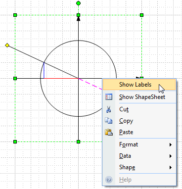 Angle Shapes Help You Illustrate Geometry in Visio – Visio Guy