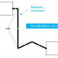 Making Bends in Visio's Dynamic Connector