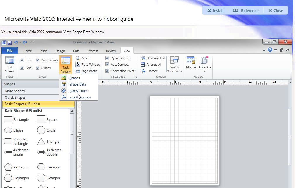 Download Visio 2010 Visio Viewer from Official Microsoft