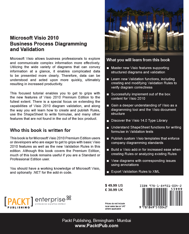 New Book: Visio 2010 Rules, Validation & Business Process ...