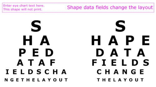 Visio Guy Visio Eye Chart Template – Eye Chart Template