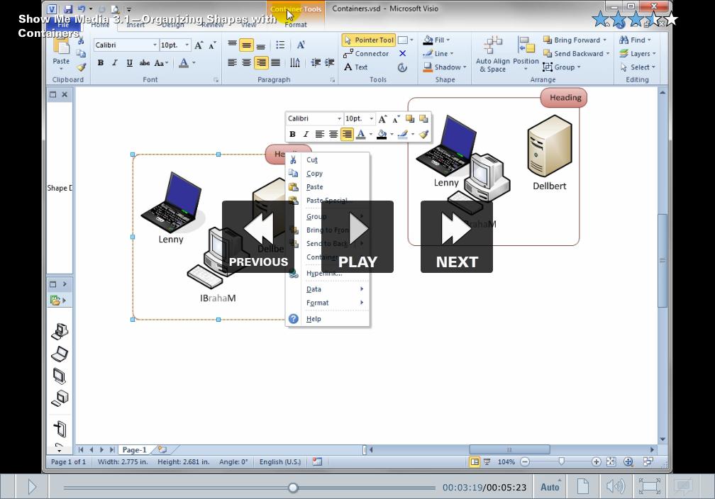 Uml Class Diagram In 10 Steps Using Microsoft Visio 2010 Mandegarfo