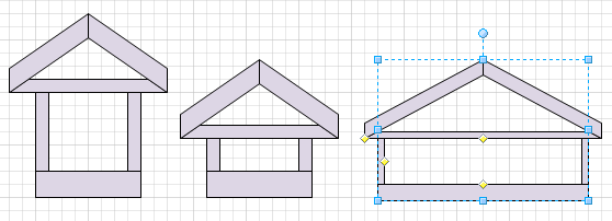 Simple House Ventilation Drawing Visio Guy