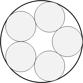 circles-in-circle-problem
