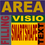 Word Cloud Area-filling Text Shape