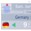 UEFA Euro Cup 2016 Visio Diagram