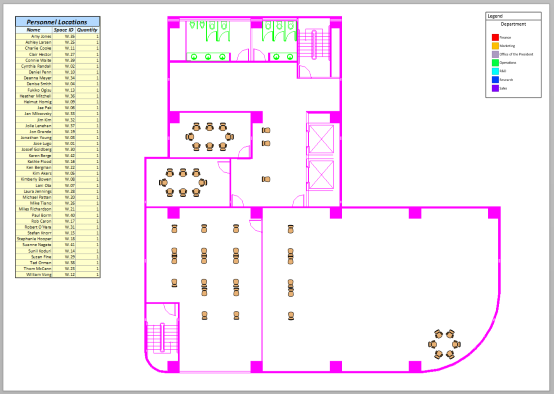 Good In the Visio Viewer I clicked on the Layers drop down Two things immediately struck me