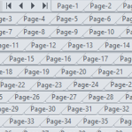 Turning Pages in Visio