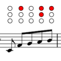 Trumpet Valve Fingerings Visio Shape